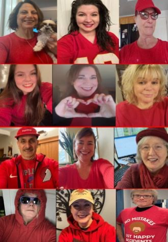EPB&B Wears Red: It Is Good For The Heart